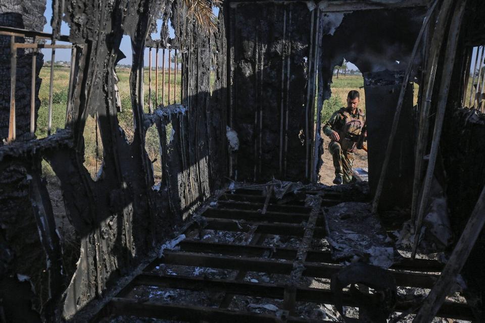 Islamisk Stat udnytter, at den irakiske regering har hænderne fulde med at håndtere coronaepidemien, og at vestlige styrker trækker sig. Antallet af angreb er steget kraftigt siden begyndelsen af april. (Arkivfoto)