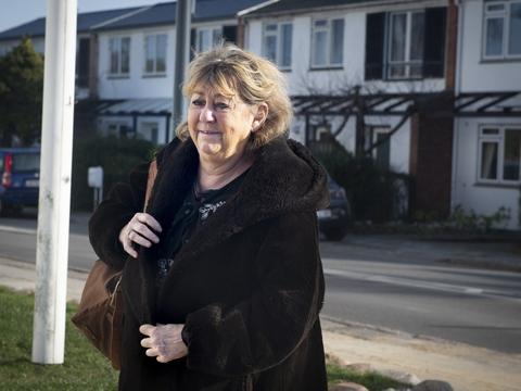 Karen Thisted døde mandag morgen i sit hjem i København, oplyser hendes datter til Ekstra Bladet. (Arkivfoto)