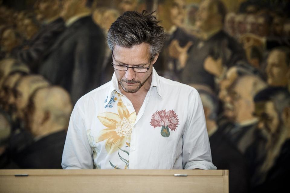Torsten Gejl har besluttet sig for, at han ikke vil gå efter at stille op som politisk leder for Alternativet, når Uffe Elbæk siger farvel. (Arkivfoto)