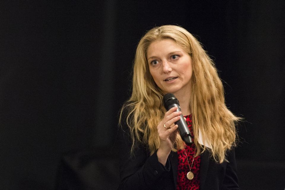 Folketingsmedlem Zenia Stampe er flere gange blevet udsat for trusler. (Arkivfoto)