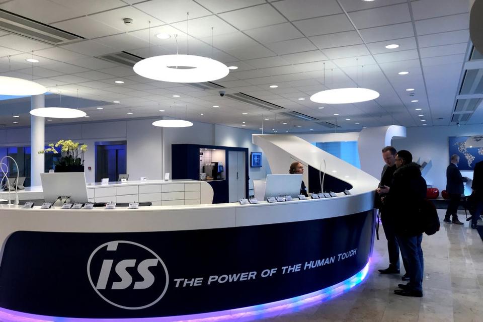 ISS har haft lavere omsætning i andet kvartal sammenlignet med andet kvartal sidste år. (Arkivfoto)