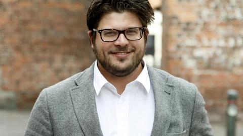 Jonatan Møller Sousa, daglig leder af Forum For Dialog om Israel. (Foto: Josef Brock)