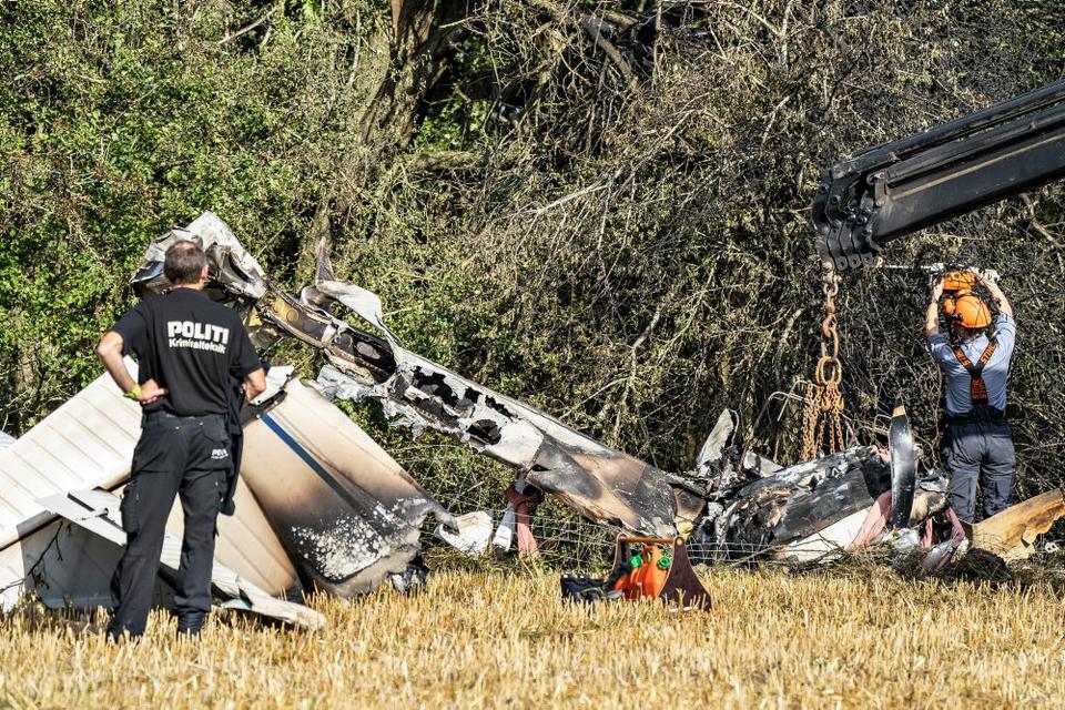 Tre mennesker mistede livet i forbindelse med en flyulykke på Fur. Nu har Havarikommissionen undersøgt årsagerne til ulykken. (Arkivfoto)