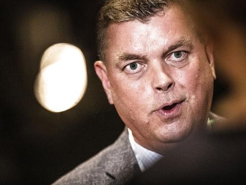 Ligestillingsminister Mogens Jensen (S) har ikke villet udtale sig om den mulige stramning af paragraffen til Kristeligt Dagblad. (Foto: Olafur Steinar Gestsson/Ritzau Scanpix)