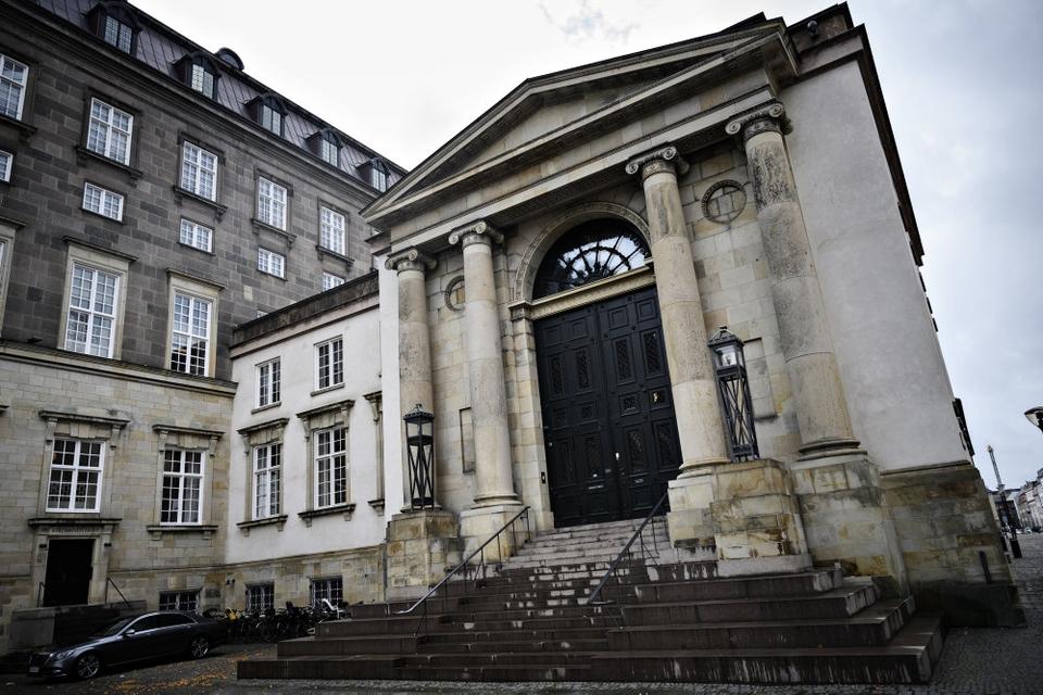 Højesteret har torsdag afsagt dom i en sag om trussel om coronasmitte. (Arkivfoto)
