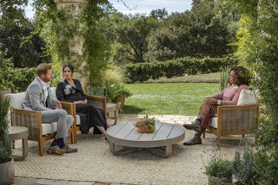 Interviewet med Harry og Meghan vises søndag 7. marts klokken 20.00 lokal tid på CBS.