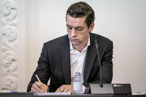 Boligminister Kaare Dybvad Bek (S) skal fremover også være indenrigsminister, en titel han overtager fra Astrid Krag (S). (Arkivfoto)