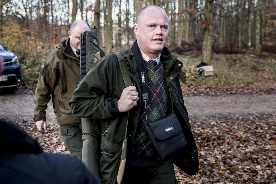 Peter Christensen var forsvarsminister for Venstre-regeringen fra 2015 til 2016 og skatteminister i 2011. Siden 2019 har han været økonomidirektør i Refshaleøens Ejendomsselskab. (Arkivfoto)