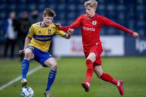 For anden gang i sæsonen slipper Morten Frendrup for at få karantæne på grund af en dommerfejl. Han kan være med for Brøndby i søndagens kamp mod AGF.