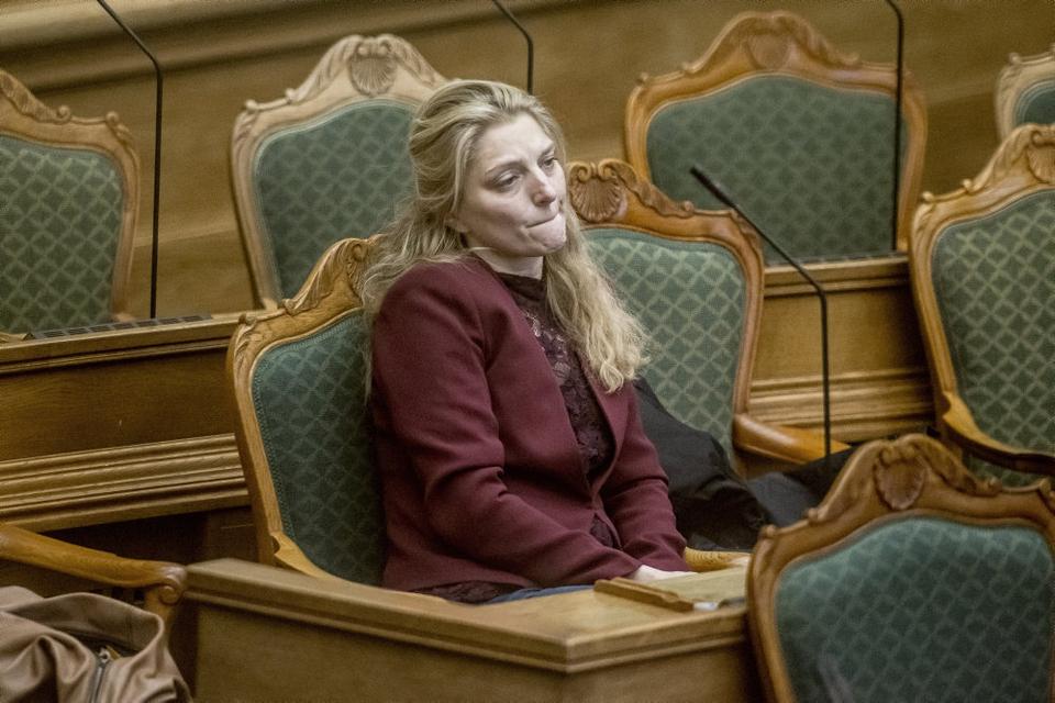 De Radikales kulturordfører Zenia Stampe har i længere tid været efter regeringen, fordi hun mener, der mangler handling på kulturområdet. Nu foreslår hun sammen med partikolleger at skille kulturministeriet ad. (Arkivfoto)