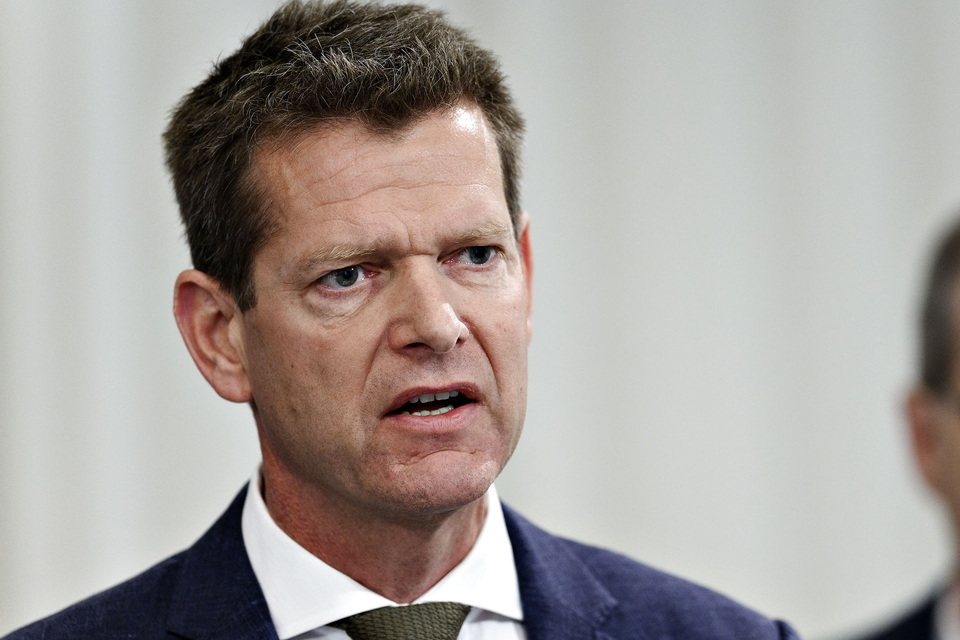 Sundhedsstyrelsens direktør Søren Brostrøm tjener godt på at lede danskerne gennem udbruddet af coronavirus. (Foto: Philip Davali/Ritzau Scanpix)