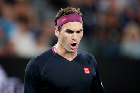 Tennislegenden Roger Federer har på grund af to knæoperationer ikke deltaget i en turnering siden Australian Open i januar sidste år. I næste uge vender han tilbage til toptennis. (Arkivfoto)
