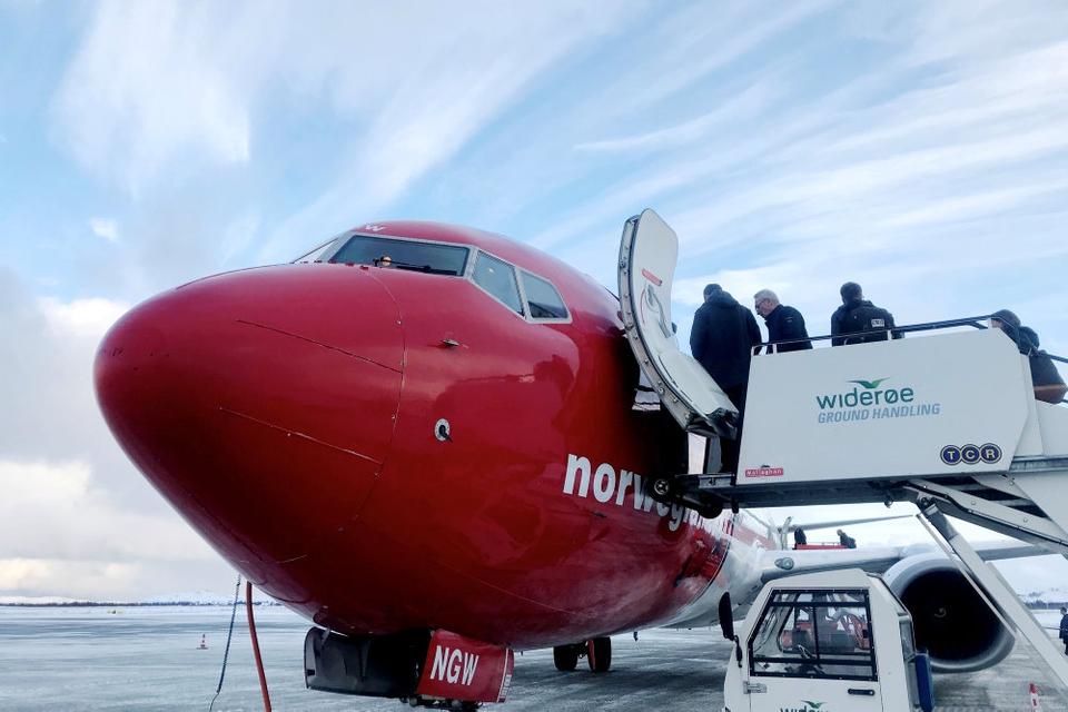 Norwegian kan få ret til norsk statsstøtte takket være en stor kapitalindsprøjtning. (Arkivfoto)