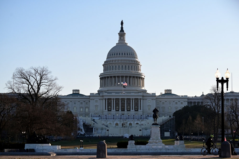 De fleste vælgere i USA mener ifølge en meningsmåling fra YouGov, at begivenhederne i Washington onsdag var en trussel mod demokratiet.
