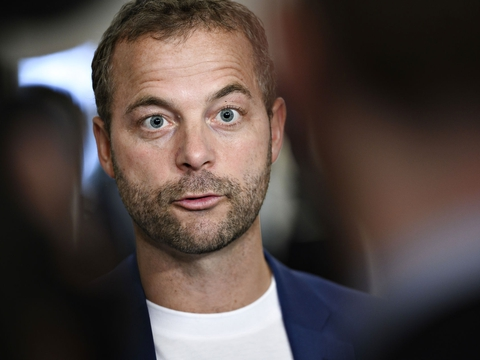 Radikale Venstres formand Morten Østergaard. (Foto: Philip Davali/Ritzau Scanpix)