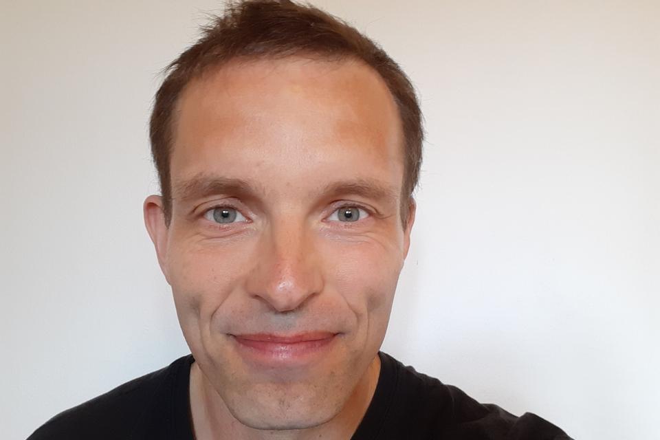 Nicolai Sennels, formand for Interesseorganisationen Ret Til Forsvar. (Foto: Privatfoto)