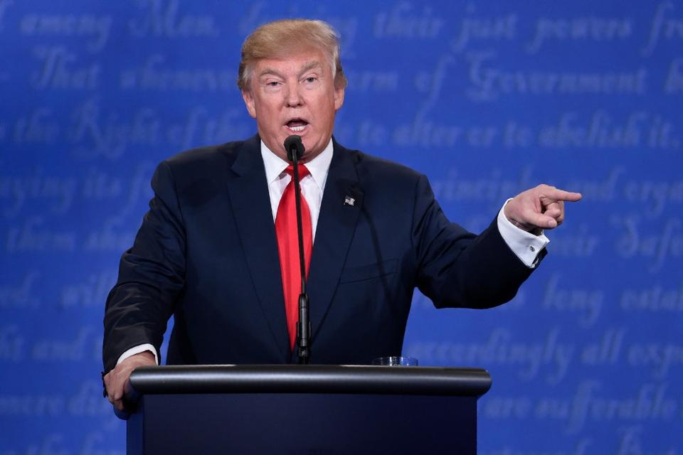 Trump har ikke betalt personlig indkomstskat i mange år, fremgår det ifølge New York Times af papirrer, som avisen har fået adgang til.