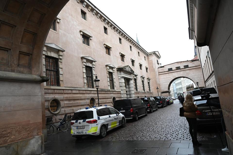 En 24-årig mand har været fremstillet i Dommervagten i København lørdag. Han er sigtet for grov vold mod et spædbarn. (Arkivfoto)
