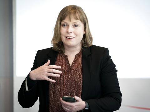 Kulturminister Joy Mogensen (S) er ikke kommet godt fra start. Nu melder flere partier ud, at de direkte ønsker at vælte hende. (Foto: Niels Christian Vilmann/Ritzau Scanpix)