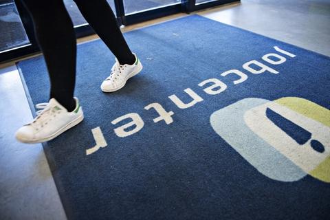 Ledighedsprocenten i april steg til 5,4 procent, oplyser Danmarks Statistik. (Arkivfoto)