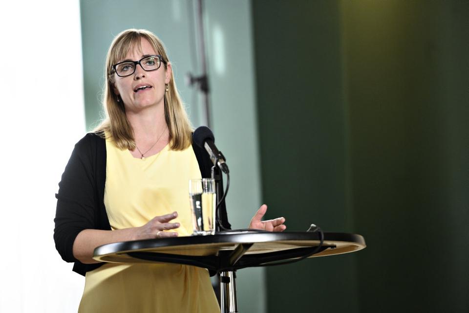 Efter regionsrådsvalget i 2017 lykkedes det Stephanie Lose (V) at sikre sig opbakning i Danske Regioners bestyrelse fra Radikale Venstre, hvilket gjorde hende til formand for Danske Regioner, selv om hun var den eneste af fem regionsrådsformænd, der ikke var socialdemokrat. (Arkivfoto)