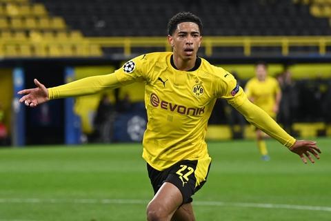 Bare 17-årige Jude Bellingham imponerede nok engang for Dortmund, selv om holdet onsdag blev sendt ud af Champions League af Manchester City.