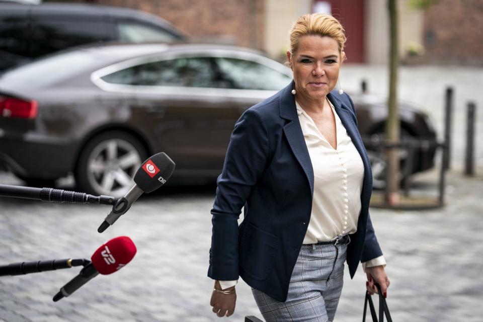 Forhenværende udlændinge- og integrationsminister Inger Støjberg (V) er selv blevet afhørt i forbindelse med instrukskommissionens arbejde. (Arkivfoto)