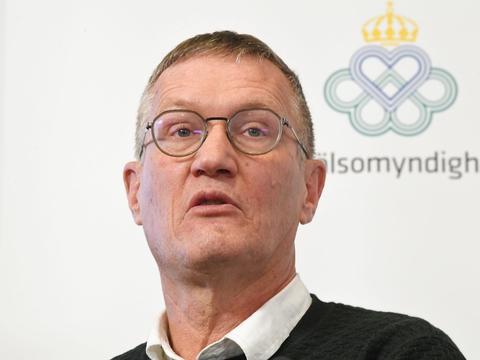 Anders Tegnell er som læge og statsepidemiolog i front i Sveriges kamp mod coronavirus. (Foto: Fredrik Sandberg/TT/Ritzau Scanpix)