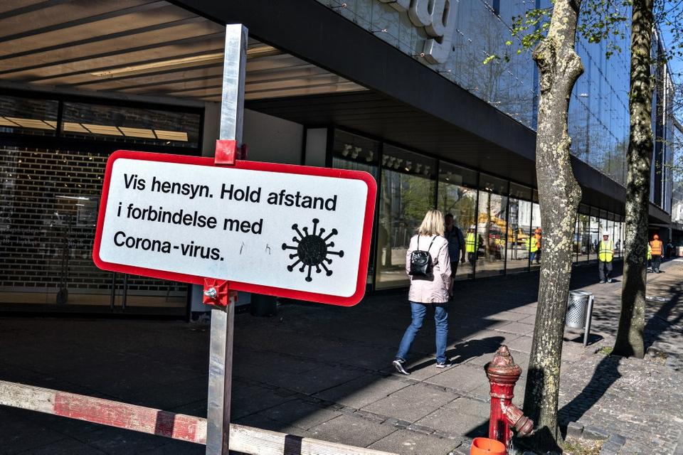 Færre og færre personer i Danmark oplever, at de har en række symptomer, som forbindes med coronavirus. Det viser de første resultater af Statens Serum Instituts Covidmeter. (Arkivfoto).