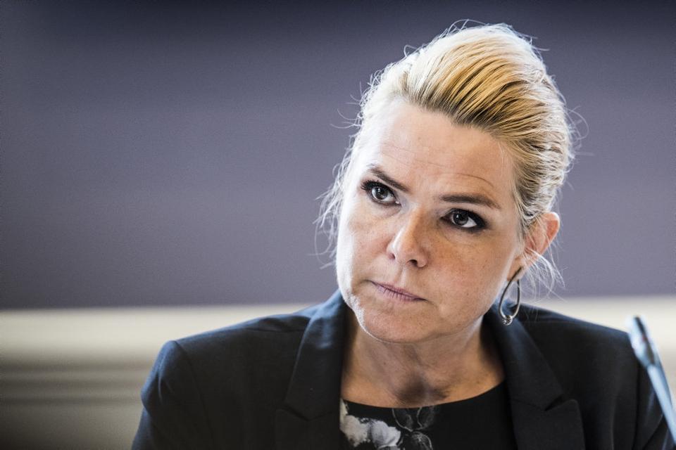 Den tidligere udlændinge- og integrationsminister Inger Støjberg (V) skal selv vidne til Instrukskommission. (Arkivfoto)