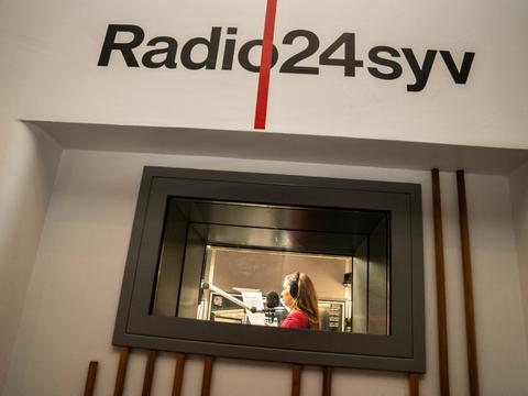 Radio24syv ser ud til at måtte opgive en retssag mod Radio- og Tv-nævnet, efter at en donation på tre millioner kroner er blevet trukket tilbage. Det skriver Berlingske. (arkivfoto)