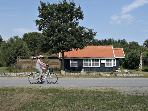Regeringen lemper nogle regler for at imødekomme særligt turister, der skal i danske sommerhuse. (Arkivfoto)