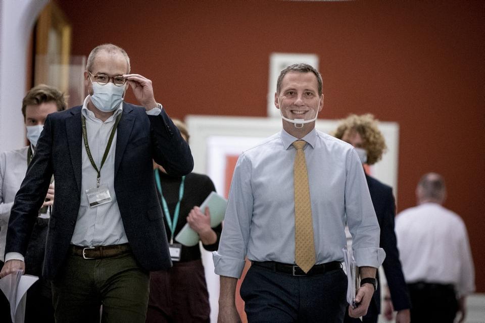 Justitsminister Nick Hækkerup (S) kunne torsdag ikke bidrage med mange nye oplysninger om den såkaldte Meld- og Feld-sag med DF's Morten Messerschmidt i centrum.