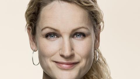 Folketingets pressefoto af Pernille Skipper (EL)