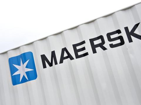 Et Maersk containerskib er midlertidigt taget ud af drift, mens fire besætningsmedlemmer er i isolation i deres kahytter i Rotterdam. En femte er indlagt med coronavirus på et hospital på De Vestindiske Øer. (Arkivfoto).