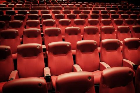 Nordisk Film er så småt klar til at genåbne alle sine 23 biografer igen. (Arkivfoto)