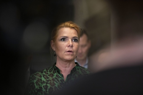 Fungerende Venstre-formand Inger Støjberg mener, at man skal passe på, at debatten om sexisme ikke tager overhånd og fjerner fokus fra reelle problemer. (Arkivfoto)