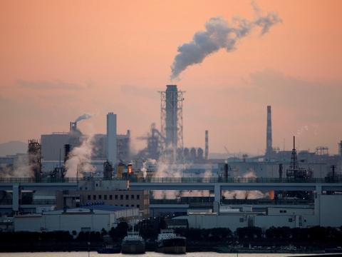 Den årlige rapport måler koncentrationen af drivhusgasser som CO2, metan og lattergas i atmosfæren. (Arkivfoto).