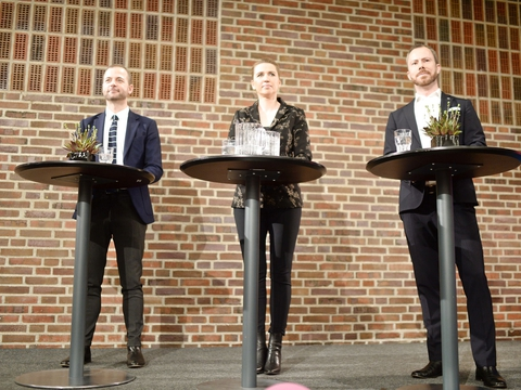 Dagens Video Partilederdebat Til Radikales Venstres Nytarsstaevne