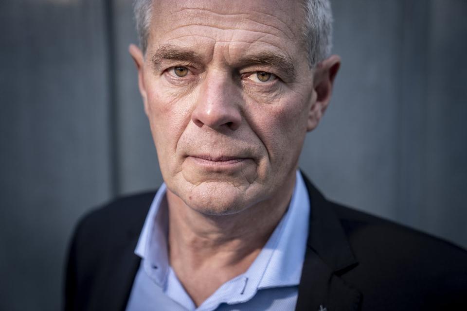 """Jens Møller har været med til at lave tv-serien """"Efterforskningen"""" i samarbejde med blandt andre Kim Walls forældre. (Arkivfoto)"""