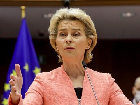 Alle EU-lande skal være med til at løse problemerne omkring migrationen og vise solidaritet. Sådan lyder budskabet fra EU-Kommissionens formand, Ursula von der Leyen, i en tale onsdag.