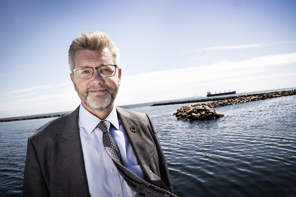 Københavns overborgmester, Frank Jensen (S), rækker ud efter en ny periode på posten. (Arkivfoto)
