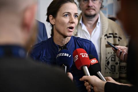 Den 40-årige folketingspolitiker Ellen Trane Nørby (V) fra Herning vil være borgmester i Sønderborg.