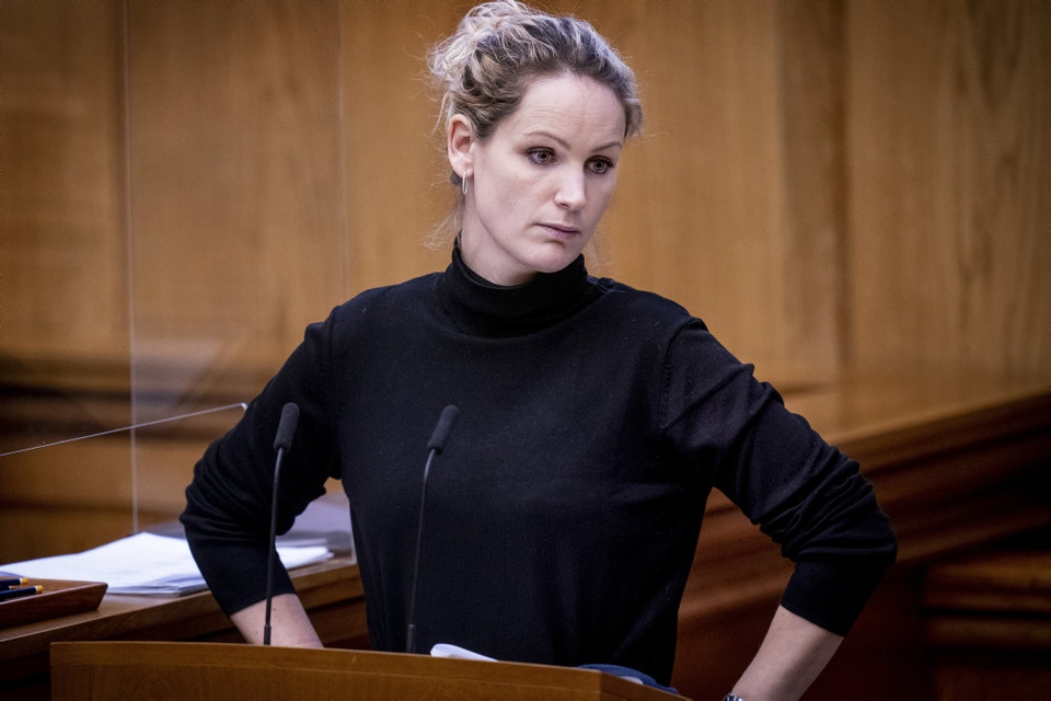 Ifølge Enhedslistens Pernille Skipper skal en langsigtet plan lukke løngabet mellem kvinder og mænds løn både på det private og det offentlige arbejdsmarked. (Arkivfoto)