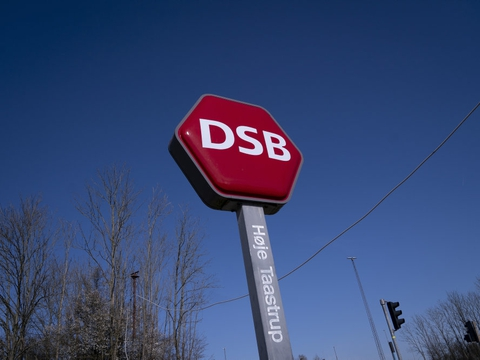 Togene holder stille mellem Odense og Nyborg efter personpåkørsel, oplyser DSB. (Arkivfoto)