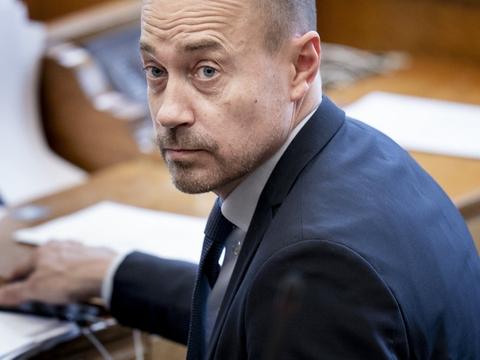 Sundhedsminister Magnus Heunicke (S) og regeringen har forhandlet aftale på plads om genåbning med støttepartierne. (Arkivfoto)