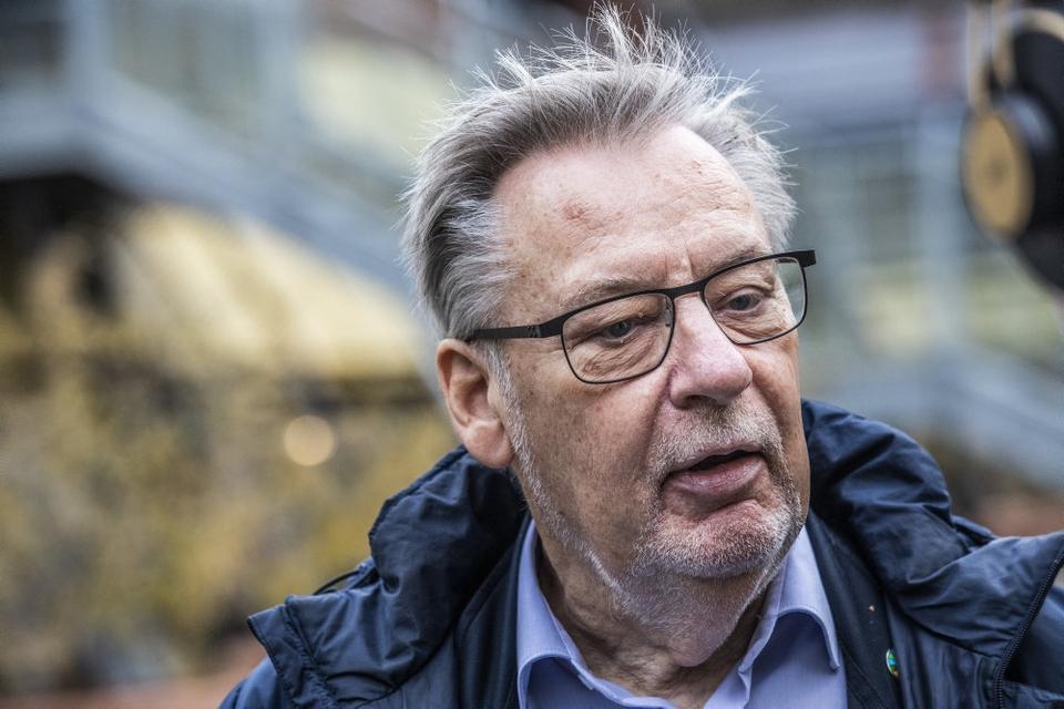 Borgmester i Ishøj Kommune Ole Bjørstorp har forladt Socialdemokratiet. (Arkivfoto)