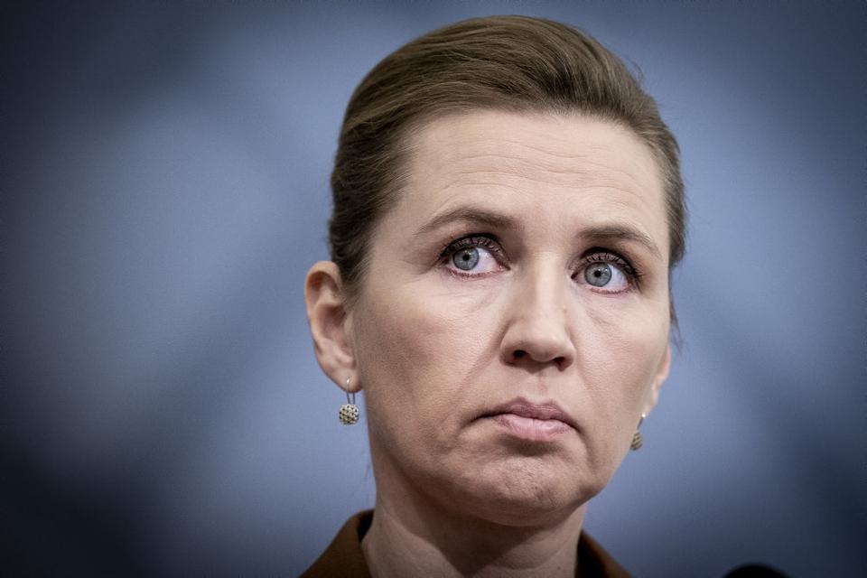 Det ser ifølge statsminister Mette Frederiksen (S) ud til, at nedlukningen af det danske samfund fortsætter efter 17. januar. (Arkivfoto)