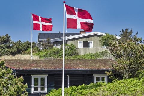 Turister kan snart igen komme til Danmark og bo i lejede sommerhuse, og det øger risikoen for nye smittekæder. (Arkivfoto)