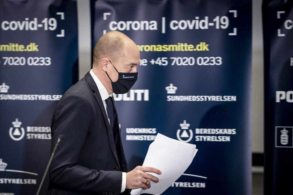 Det trækker op til, at sundhedsminister Magnus Heunicke (S) snart melder nye restriktioner ud i forhold til 17 hovedstadskommuner. (Arkivfoto)